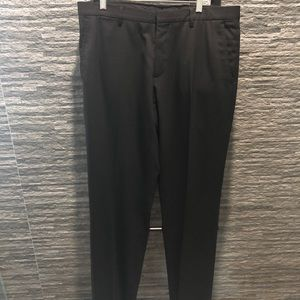 Burberry Wool Black Dress Pants